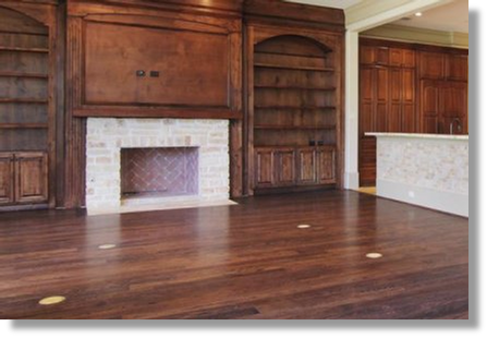 Electrical Floor Outlet Installation | Nisat Electric | McKinney, TX