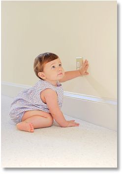 Install Child Safety Outlet | Nisat Electric | McKinney, TX